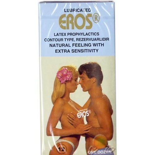 [805]Eros Özel Kremli Prezervatif