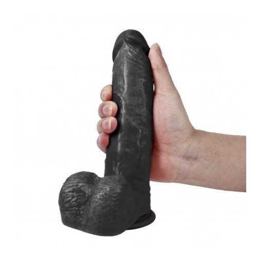 [896]Wolf King Amerikan 22CM Kalın Zenci Realistik Penis