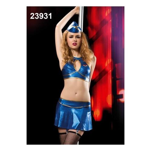 [898] Denizci Kız Kostüm