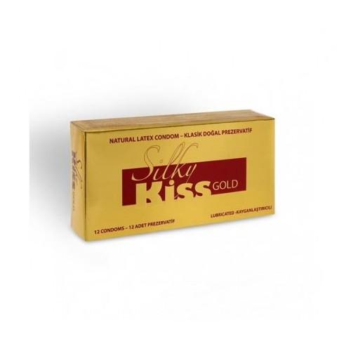 (1137) Silk Kiss Gold Prezervatif