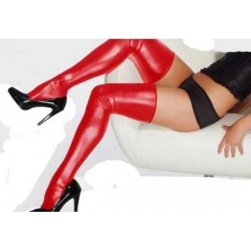 (685) Kırmızı Fetiş Çorap