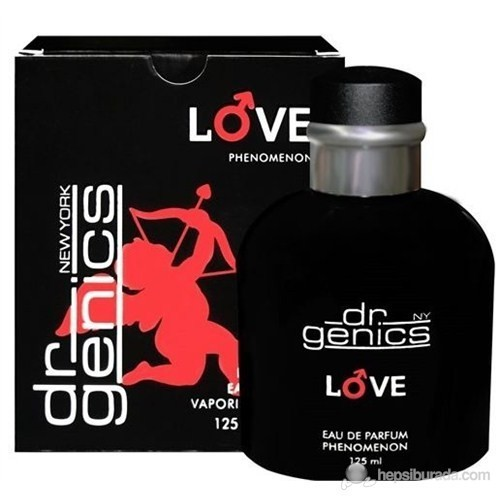 (0750) DR GENİCS LOVE  PARFÜM